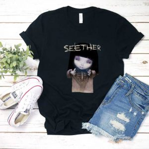 Seether Finding Beauty T Shirt