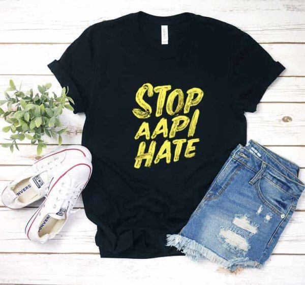 Stop AAPI Hate Shirt
