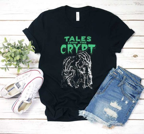 Tales From The Crypt T Shirt