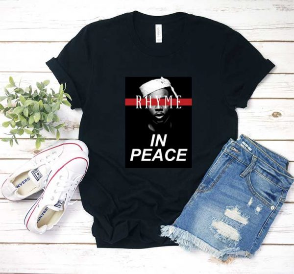 Rhyme In Peace Young Pappy Shirt