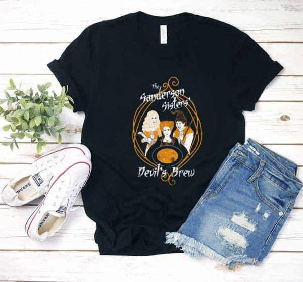 The Sanderson Sisters T Shirt