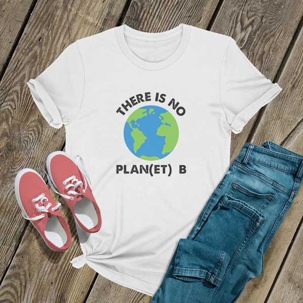 There Is No Plan B T Shirt
